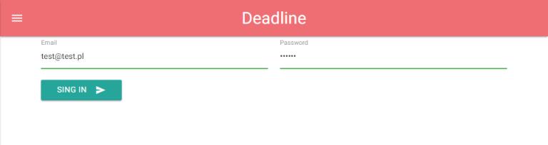 deadline_singIn